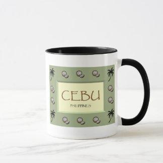 CEBU Philippines Mug