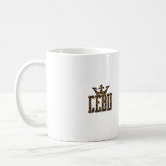 Cebu Royalty Basic White Mug