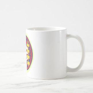 Cecil County Dragway copy Basic White Mug