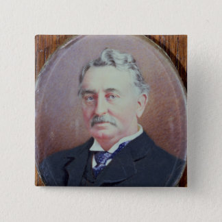 Cecil Rhodes 15 Cm Square Badge