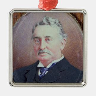 Cecil Rhodes Christmas Ornament