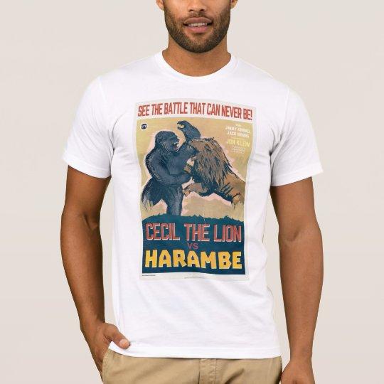 Cecil The Lion VS Harambe The Gorilla Movie