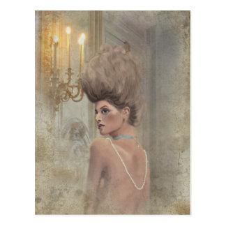 Cécile Postcard