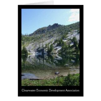 CEDA - Idaho's East Gospel Lake - Customized Note Card