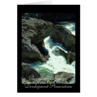 CEDA - Selway Falls 2 Card