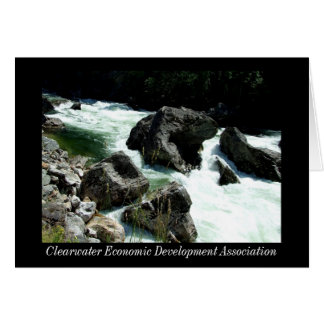 CEDA - Selway Falls Card