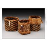 Cedar Bark Baskets #2