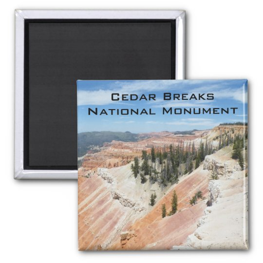 Cedar Brakes National Monument Magnet