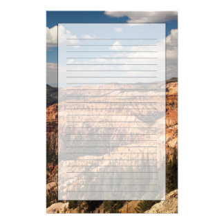 Cedar Breaks National Monument, Utah Customized Stationery
