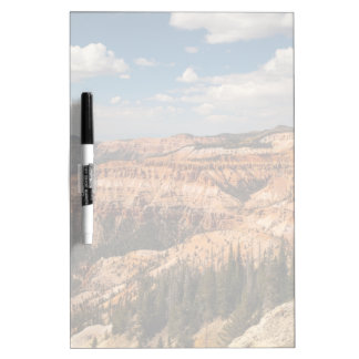 Cedar Breaks National Monument, Utah Dry Erase Board