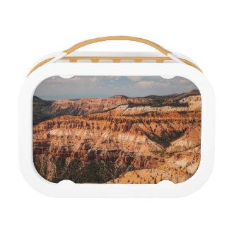 Cedar Breaks National Monument, Utah Lunch Box