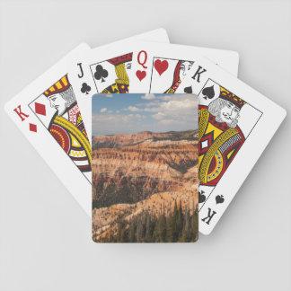 Cedar Breaks National Monument, Utah Playing Cards