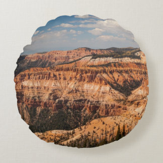 Cedar Breaks National Monument, Utah Round Cushion