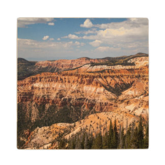 Cedar Breaks National Monument, Utah Wood Coaster