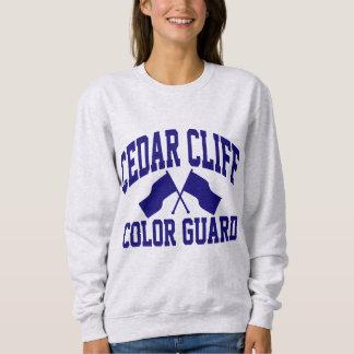 Cedar Cliff Color Guard Sweatshirt