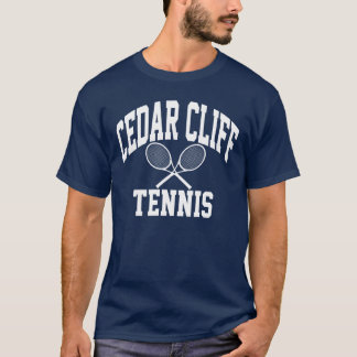 Cedar Cliff Tennis T-shirt