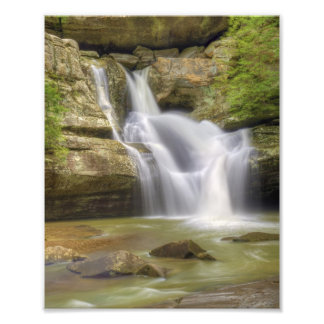 Cedar Falls, Hocking Hills Ohio Photo Print