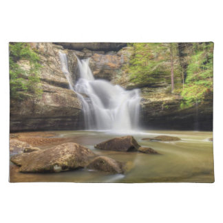 Cedar Falls, Hocking Hills Ohio Placemat