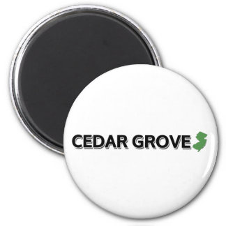 Cedar Grove New Jersey Refrigerator Magnets