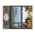 Cedar Lake, MN postcard