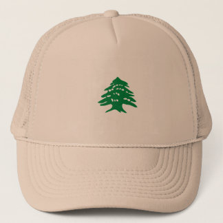 Cedar, Lebanon Trucker Hat