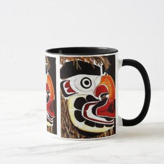 Cedar Mask Mug