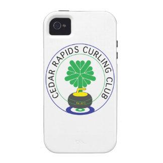 Cedar Rapids Curling Club iPhone 4/4S Cover