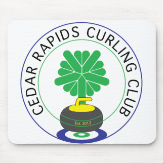 Cedar Rapids Curling Club Mouse Mat