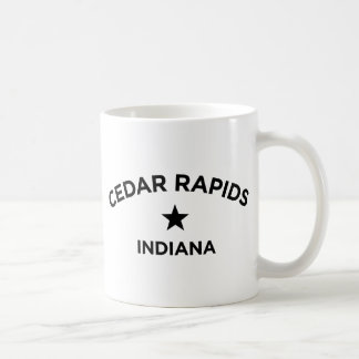 Cedar Rapids Indiana Mug