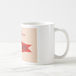 Cedar Rapids Iowa - Greetings - Retro Vintage Art Basic White Mug