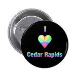 Cedar Rapids -- Pastels Pins