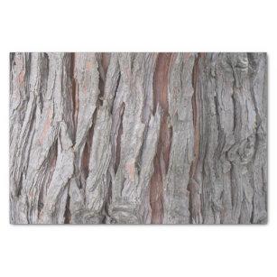 Cedar tree bark texture tissue paper