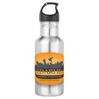Cedarhill Logo 532 Ml Water Bottle