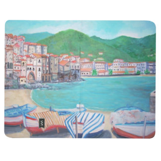 Cefalu Beach, Pocket Journal