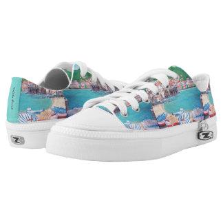 Cefalu Beach, Zipz Low Top Shoes,