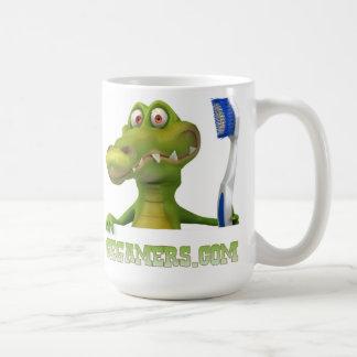 Ceggy Toothbrush Coffee Mug