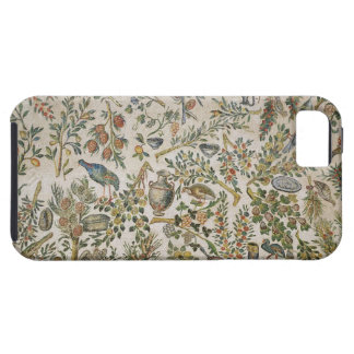 Ceiling decoration with flowers and birds (mosaic) iPhone 5 cover