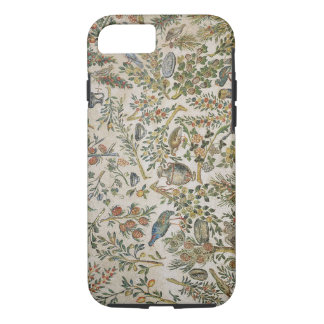 Ceiling decoration with flowers and birds (mosaic) iPhone 8/7 case