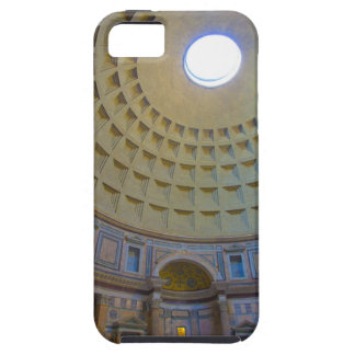 Ceiling of the Pantheon in Rome, Italy. iPhone 5 Cases