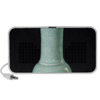 Celadon glazed vase, Yuan Dynasty iPhone Speaker
