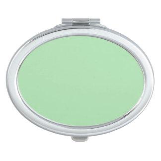 Celadon Vanity Mirror