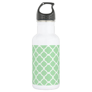 Celadon Quatrefoil 532 Ml Water Bottle