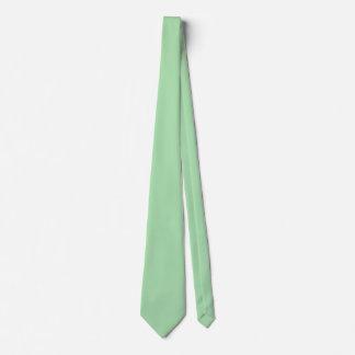 Celadon Solid Color Tie