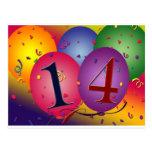 Celebrate 14th Birthday