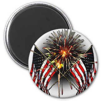 Celebrate America Magnet
