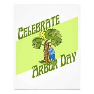Celebrate Arbor Day Announcement
