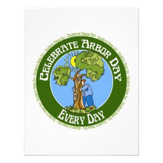 Celebrate Arbor Day Every Day Invite