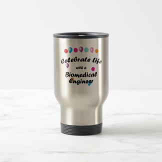 Celebrate Biomedical Engineer Coffee Mug
