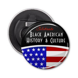 Celebrate Black American History Glossy Emblem