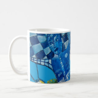 celebrate brasil basic white mug